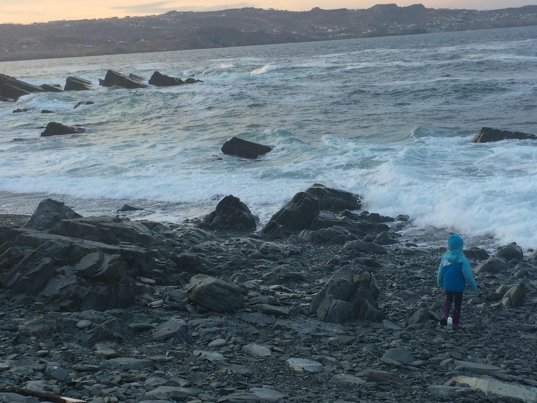 Mad Rock, Bay Roberts, Newfoundland